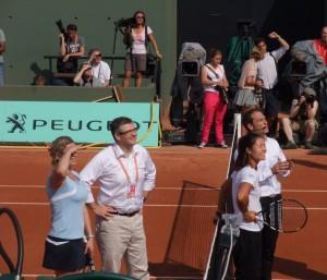 Les résultats de la séance de tennis de Kim Clijters et Na Li