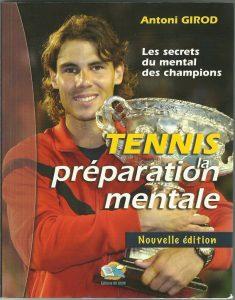 Un des meilleurs livre sur le mental au tennis