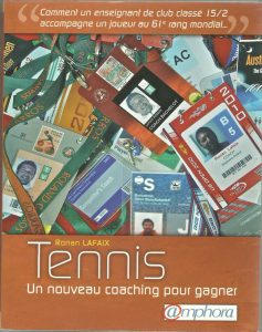 Un livre de Tennis révolutionnaire