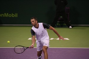 Ivo Karlovic, un grand volleyeur