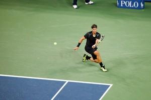 Incarnation de la combativité au tennis