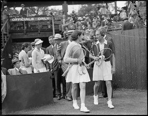 Championnat tennis dames