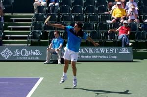 Lâcher des coups énormes en toute confiance, le rêve de tout joueur de tennis © pluckytree