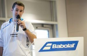 Florian convention moniteur tennis babolat