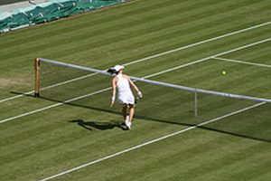 drop volley par Mark Broclehurst