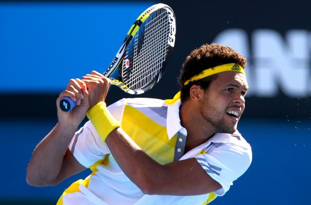 Tennis  Australian Open 2013  Jo Wilfried Tsonga