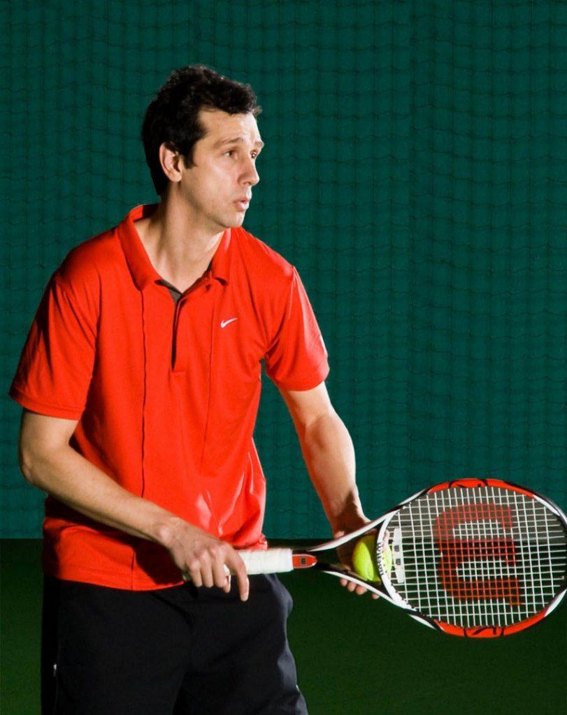 jean Pascal Roussat de Free Tennis.com