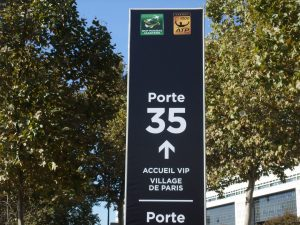 entrée Bercy VIP