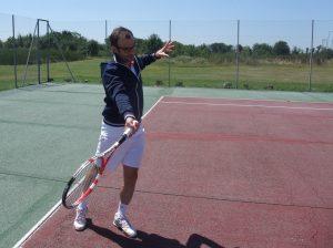 CD les appuis au tennis partie 1