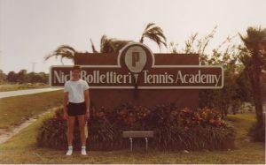 Dan connait bien les contraintes physiques du tennis ©Totalement Fit
