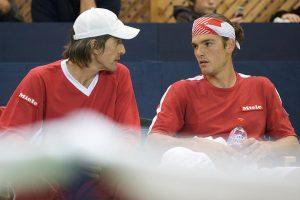 L'art de communiquer du capitaine de tennis ©ph-stop
