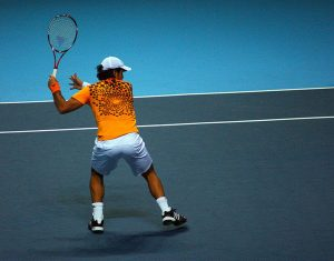 Verdasco sans hesitations ©Not Enough Megapixels