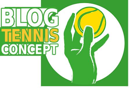 Blog Tennis Concept