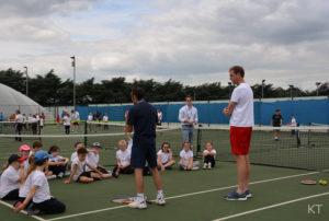 détenteur de la science du tennis